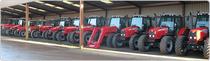 Zona comercial Mid Antrim Tractors