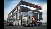 Zona comercial Geurts Trucks B.V.
