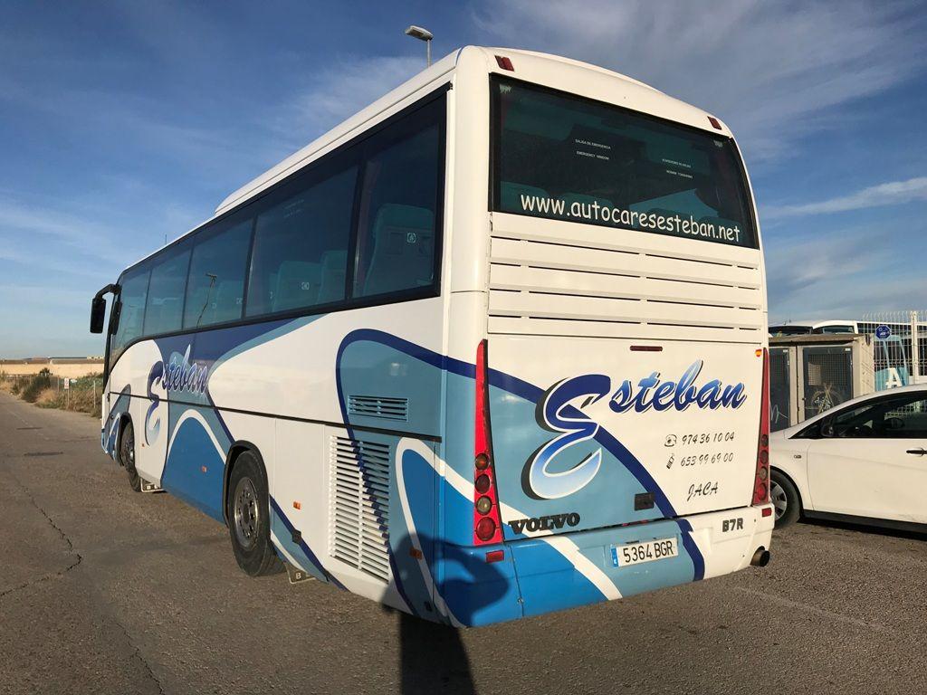 venda volvo b7r autocarros de excursão, ônibus de excursão da