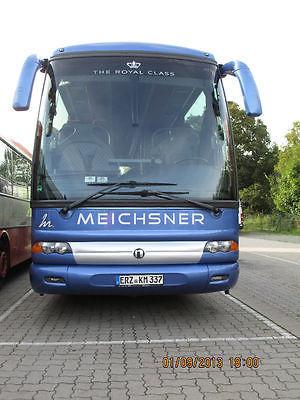IVECO nur ERSATZTEIL !!!!! WINDSCREENS FRONTSCHEIBE ORLANDI DOMINO 200 autocarro turístico novo