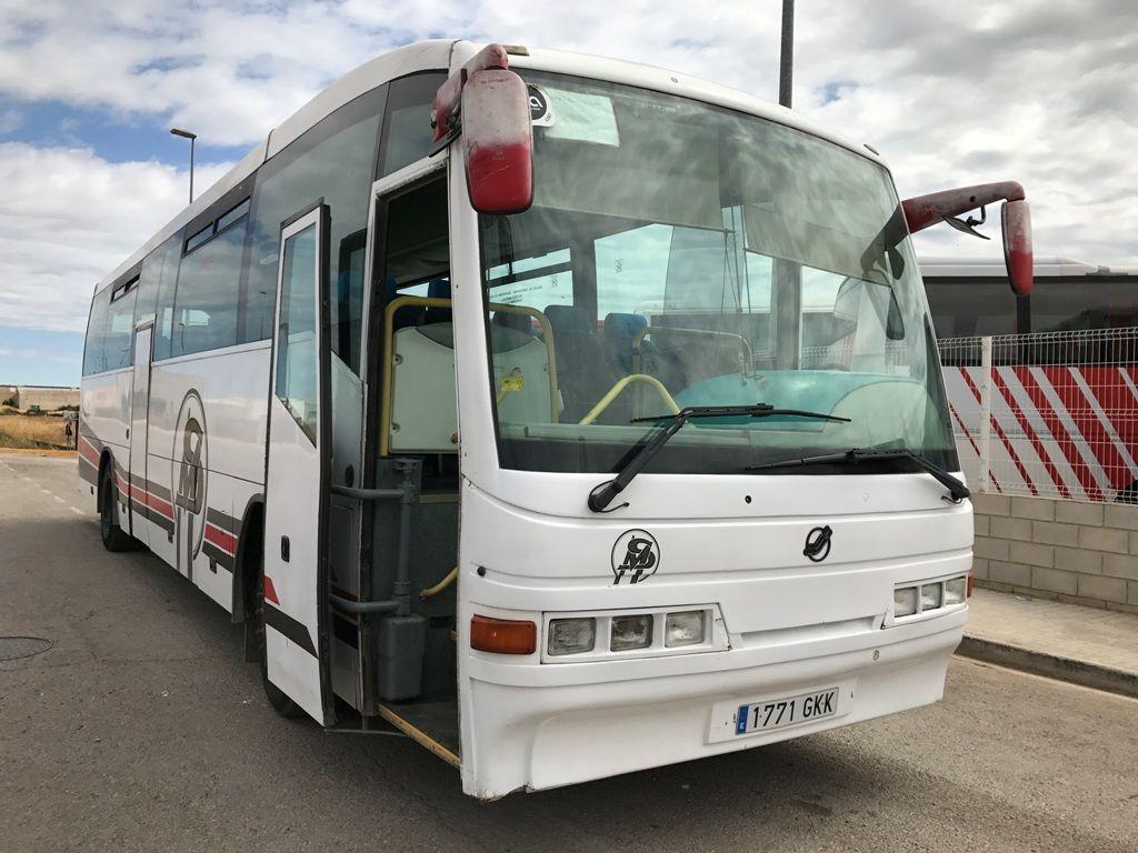 MERCEDES-BENZ O404 autocarro turístico