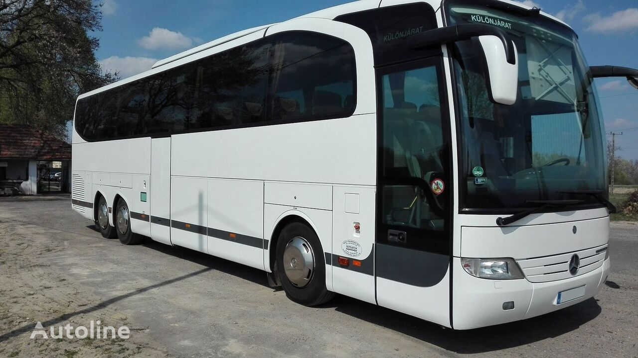 MERCEDES-BENZ Travego O580 16RHD autocarro turístico