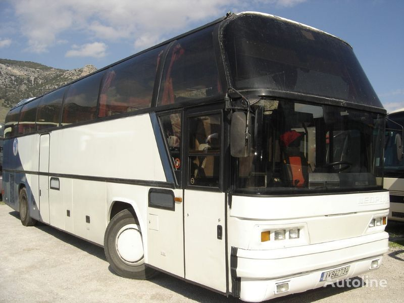 NEOPLAN N 116 SHD CITYLINER autocarro turístico