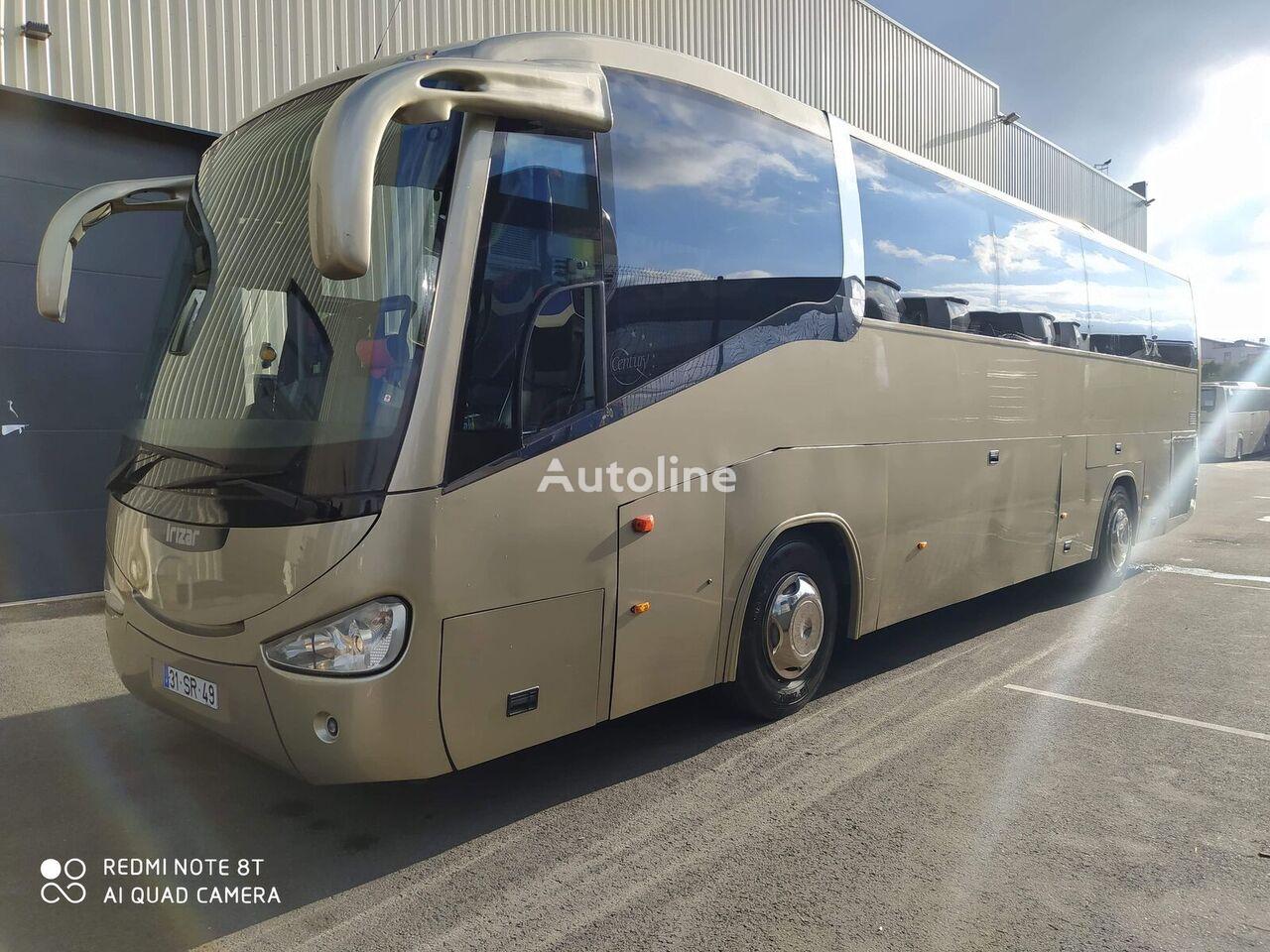 autocarro turístico SCANIA Irizar Century