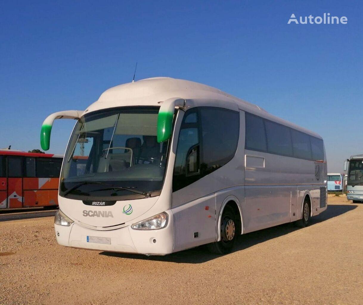 autocarro turístico SCANIA - K124 IRIZAR PB+ 56 PAX+420 CV+2004 UN CURSO ESCOLAR