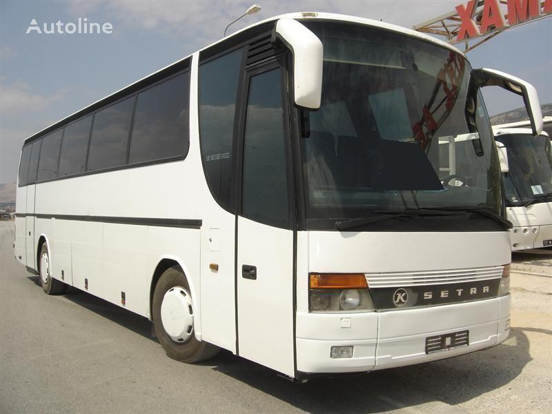 SETRA S 315 HD 55ss autocarro turístico