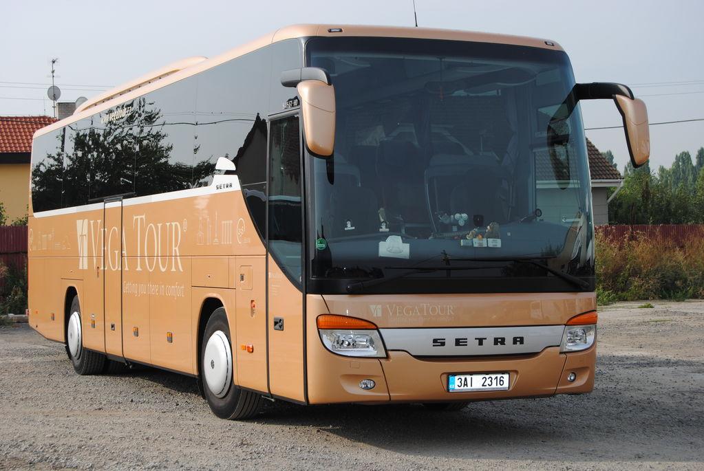 SETRA S 415 GT-HD autocarro turístico
