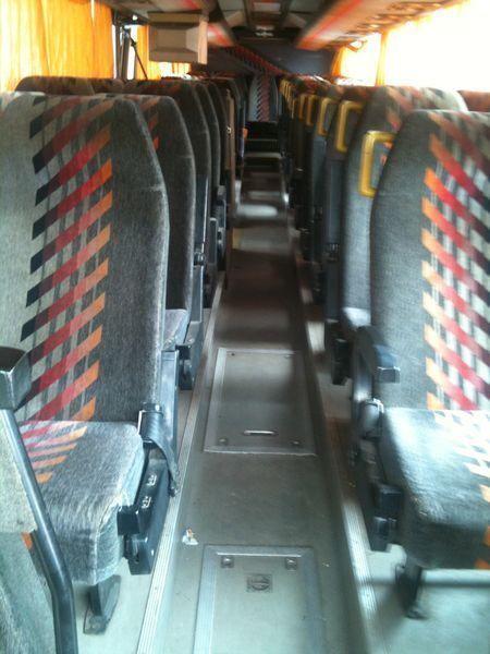 VOLVO Vanhool autocarro turístico