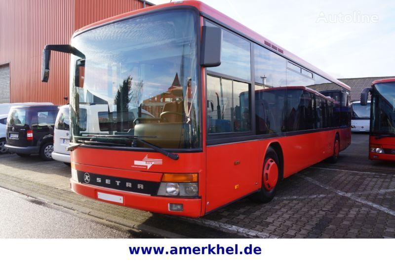 SETRA 315 NF autocarro urbano