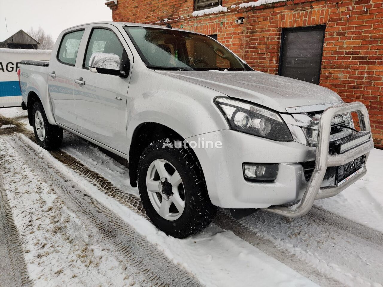 pick-up ISUZU D max