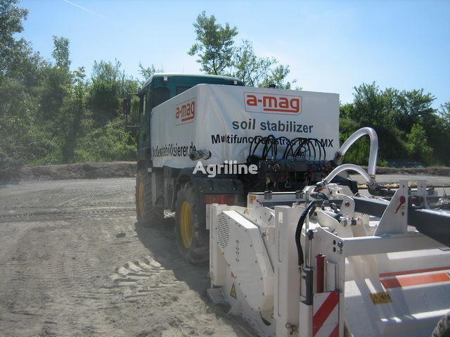 MAN TGA shredder biotriturador