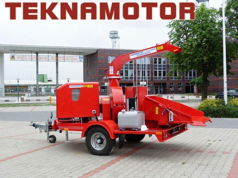 TEKNAMOTOR Skorpion 250 SDTG biotriturador novo