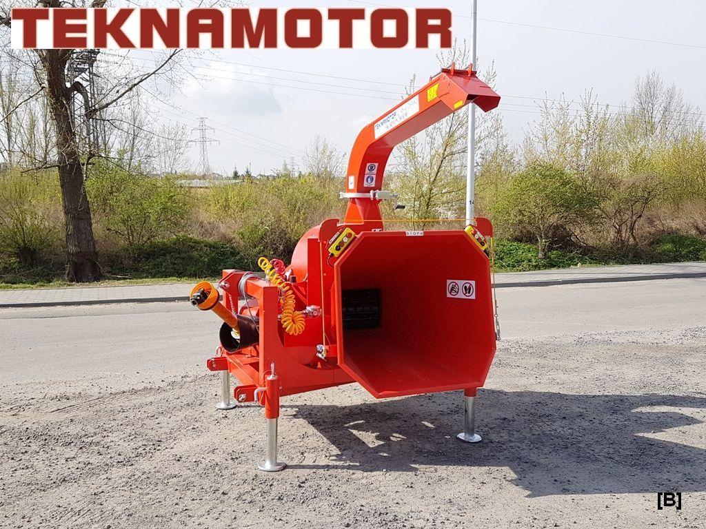TEKNAMOTOR Skorpion 250R/90 biotriturador novo