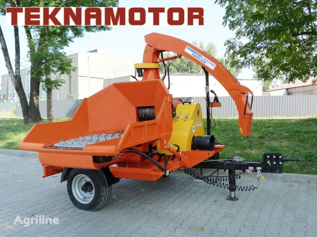TEKNAMOTOR Skorpion 350 RB biotriturador novo