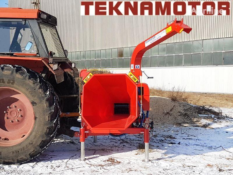 TEKNAMOTOR Skorpon 160 R/90 biotriturador novo