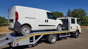 caminhão de reboque ISUZU NPR 75L-K crew cab novo