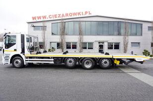 caminhão de reboque IVECO Stralis 360 , EEV , 8X2 , tridem , load 17t , 8,8m long , retard