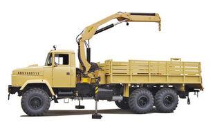 caminhão de reboque KRAZ 6322-056