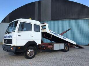caminhão de reboque MERCEDES-BENZ Ecoliner 914  mit ISOLI   Aufbau und Brille