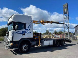 caminhão de reboque SCANIA R 144-530 GB-6X2