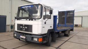 caminhão de reboque MAN FL 14.192 Euro 1 Engine / Winch 15000 kg