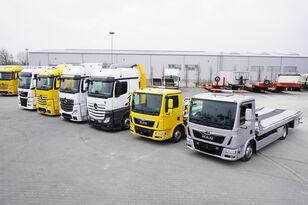 caminhão de reboque MERCEDES-BENZ Actros 2542 , 2545 , MAN TGX 26.460 , TGL 8.180 , TGL 12.220