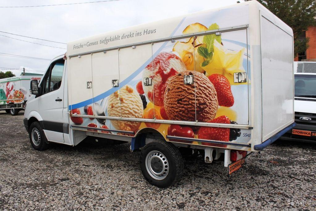 caminhão de sorvete MERCEDES-BENZ Sprinter