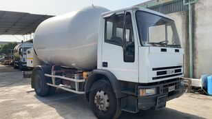 caminhão-tanque gás IVECO 150E18 LPG/GAS CAPACITY 16200LTR + PUMP + LITERS COUNTER