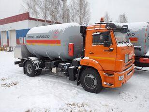caminhão-tanque gás KAMAZ 45253 novo
