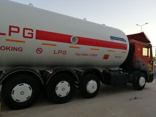 caminhão-tanque gás MAN TOP SYSTEM NEW BUILDED 32000L And 24000L LPG Bobtail LAST ONE IN