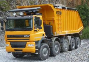 camião basculante GINAF HD5380T