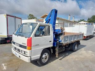 camião basculante ISUZU NKR