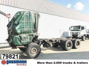 camião basculante MAN TGS 33.360 acidentados