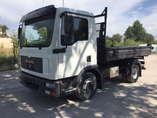 camião basculante MAN-VW TGL 8-213