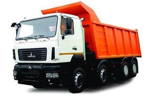 camião basculante MAZ 6516E8 novo