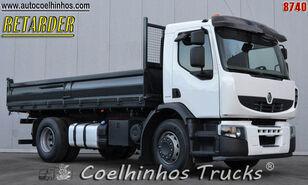 camião basculante RENAULT Premium 380 DXi