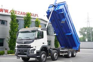 camião basculante VOLVO FMX 410 , E6 , 8X4 , Tipper 20m3 , retarder , low cab , I-SHIFT
