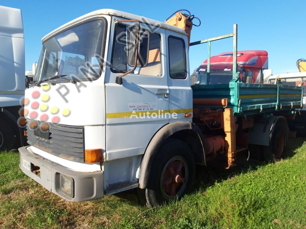 FIAT 130 NC camião basculante