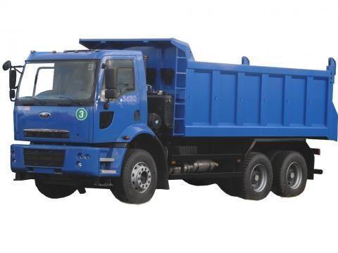 FORD CARGO 3530 D camião basculante