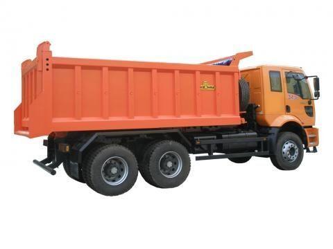 FORD CARGO 3530 D LRS camião basculante