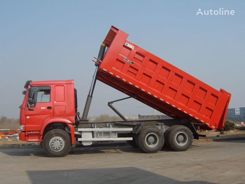 HOWO camião basculante novo