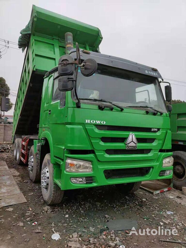 camião basculante HOWO 375
