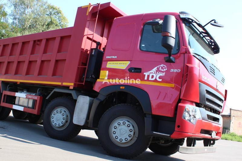 HOWO A7 camião basculante novo