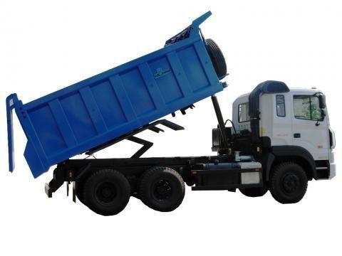 HYUNDAI HD 270 camião basculante