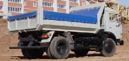 KAMAZ 43255 camião basculante novo
