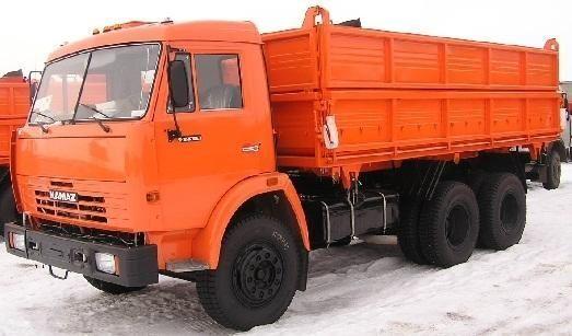 KAMAZ 45143 camião basculante novo