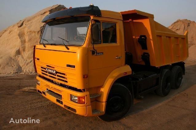 KAMAZ 65115 camião basculante novo