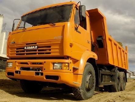 KAMAZ 6520 camião basculante novo