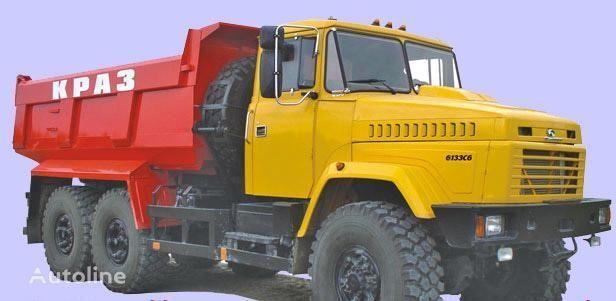 KRAZ 6133C6  camião basculante novo