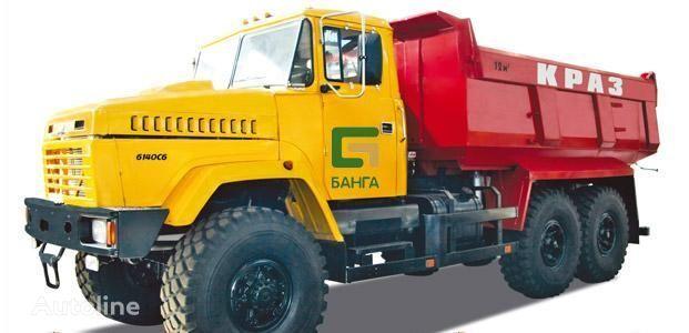 KRAZ 6140C6 camião basculante novo